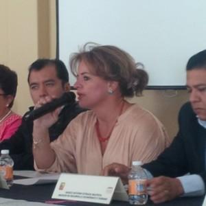 Delegada de la Secretaría de Economía en Oaxaca