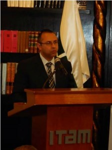 Nuevo presidente del IEEPCO