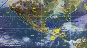 Remanentes de depresión tropical