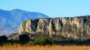 Cuevas YAGUL MITLA