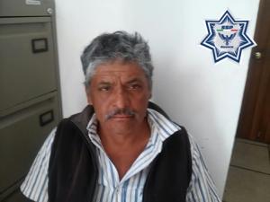 Apolinar Alberto Juárez, de 50 años de edad