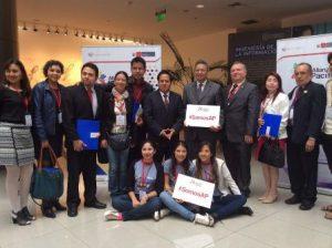 Realizada en Perú del 11 al 13 de mayo