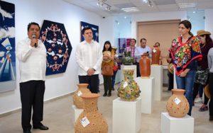 Habilitan tienda en la Casa Armando Guillermo Prieto donde venderán artesanías.