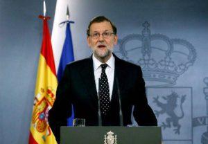 Presidente del Gobierno español