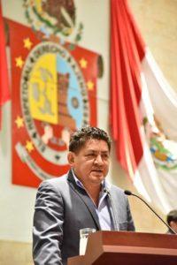 Diputado de Morena y presidente de la JUCOPO