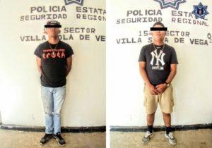 José Antonio SL, originario de Nueva York, Estados Unidos, y Pedro SL, procedente de Texas, EE. UU., de 22 y 19 años de edad.