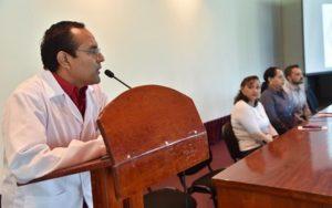 Durante la charla se abordaron cuáles son factores predisponentes que pueden causar cáncer.