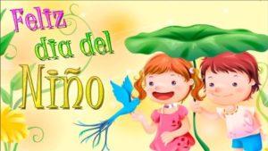 Festejo Dia del Niño