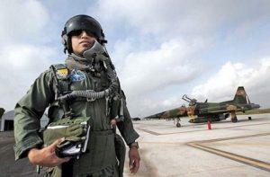 Lleva a cabo Fuerza Aérea Mexicana