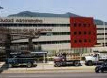 Escuelas fantasmas en Ciudad Administrativa sede del gobierno de Oaxaca