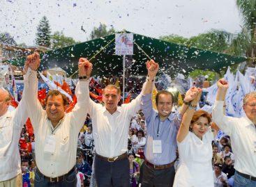 El Pueblo reafirmará en las urnas convicción democrática: Cué
