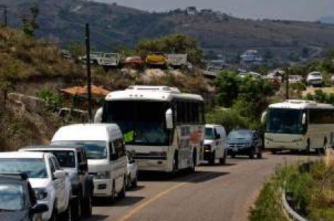 Exigen desaparición de poderes en Oaxaca