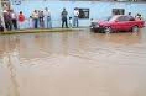 Aplican plan DNIII por inundaciones, en Oaxaca
