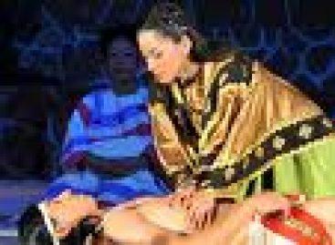 "Celebra Ballet Folclórico de Oaxaca 27 aniversario de ""Donají la Leyenda"""