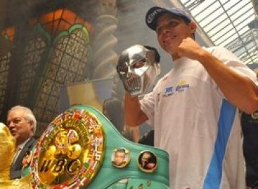 Edgar Sosa entrena en Oaxaca