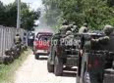 Denuncian incursión de Ejército en Ixtlán, Oaxaca