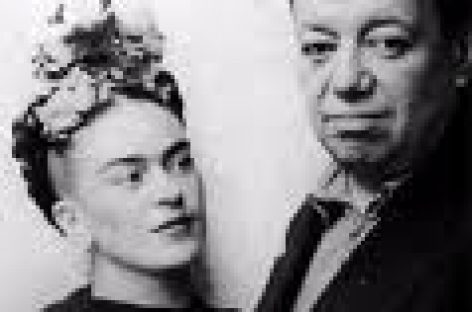 Vida y obra de Frida y Diego en Los Ángeles
