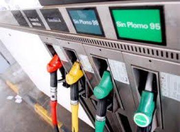 Aumentan precios de la gasolina y diesel