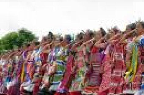 Sin contratiempos realizan presentación de la Guelaguetza, en Oaxaca