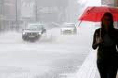 Provocan ondas tropicales intensas lluvias