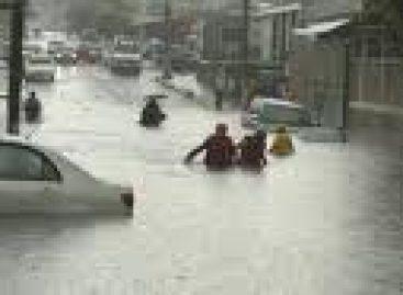 Afectan lluvias seis municipios de Valles Centrales de Oaxaca