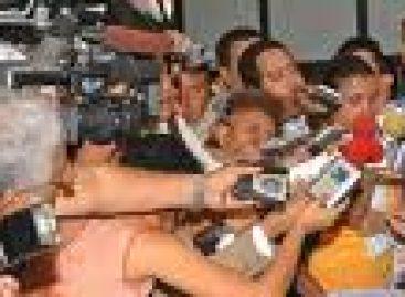 Declaran en la SIEDO presuntos plagiarios de periodistas