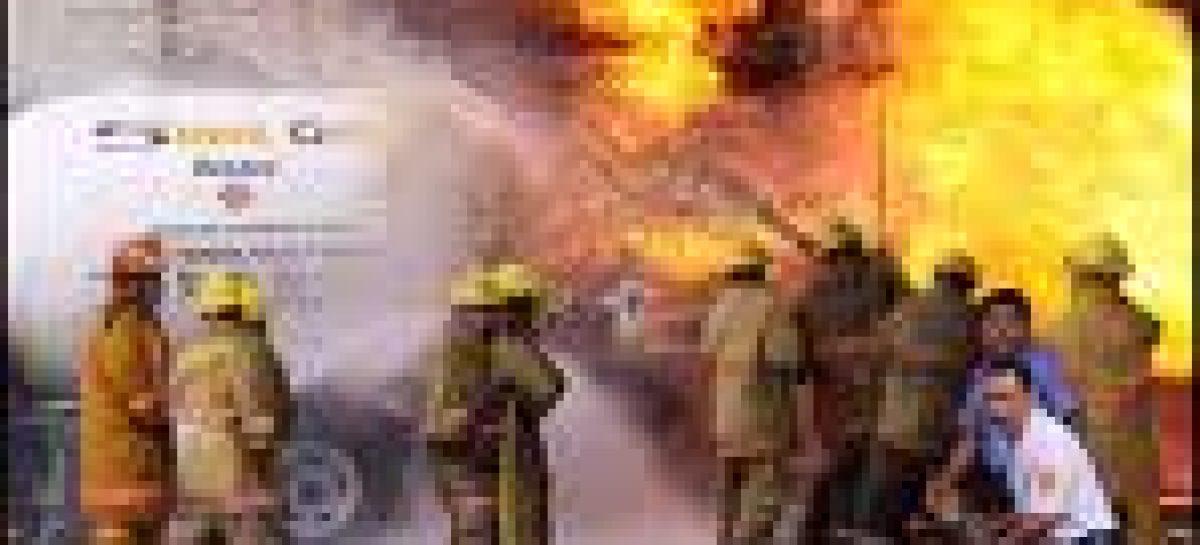 Urge crear más estaciones de bomberos en Oaxaca