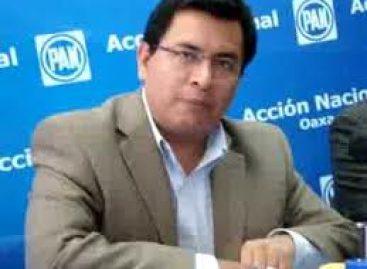 No pudo Carlos Moreno de SEVITRA con el transporte de Oaxaca