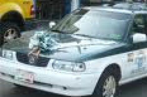 Celebran día del taxista en Oaxaca