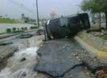 """Atenderá Federación 39 de 73 municipios afectados por """"Frank"""", en Oaxaca"""