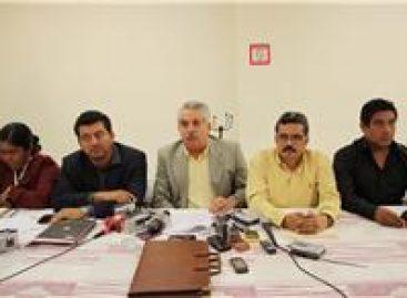 Conforman partidos Coalición Legislativa por la Transición Democrática