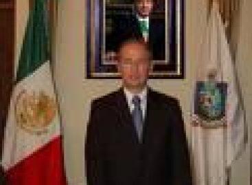 Condena FCH asesinato del presidente municipal de Santiago, Nuevo León