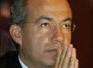 Destacan Iglesias 'valentía' de Calderón