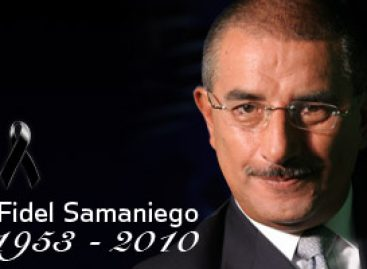 Fallece el reportero y cronista Fidel Samaniego