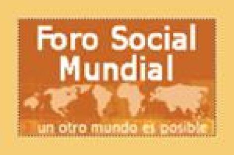 Emiten Declaración de la Asamblea Movimientos Sociales, por cambio climático