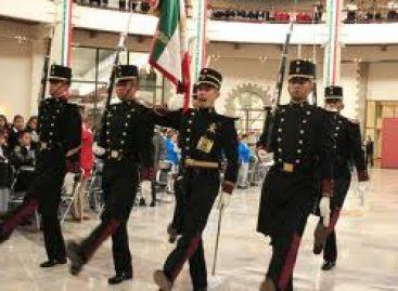 Conmemoran creación del Heroico Colegio Militar