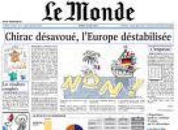 Respuesta de Calderón al periódico francés Le Monde