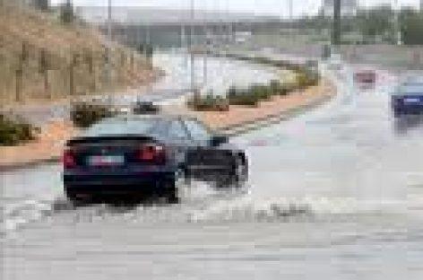 Lanzan alerta por fuertes lluvias en las próximas horas en cinco estados