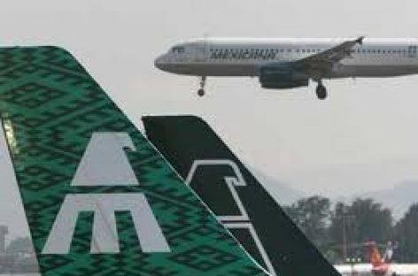 Fuera de circulación Mexicana de aviación,a partir de hoy