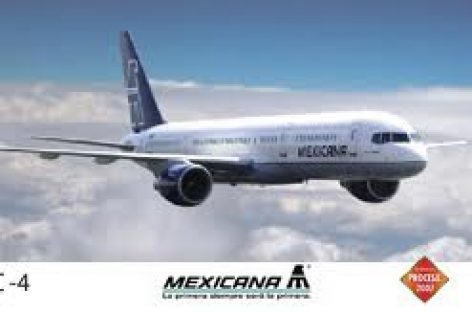 Suspende Mexicana más frecuencias de vuelos en el país y el extranjero