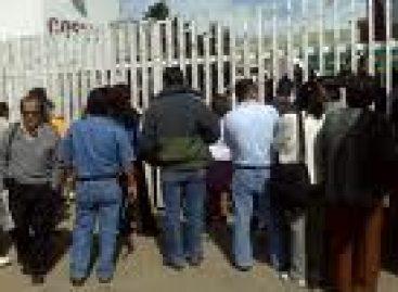 Toman maestros de Jalapa del Valle oficinas del IEEPO