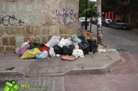 Reanudan servicio de limpia en Oaxaca