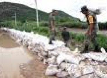 Rehabilitarán infraestructrura hidráulica dañada por lluvias