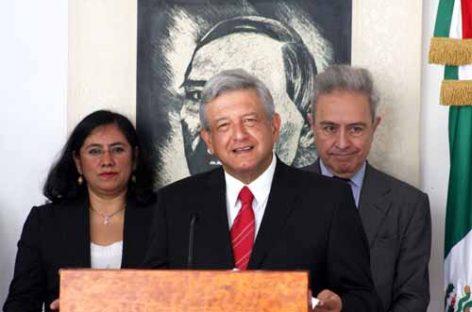 A consulta nacional el Proyecto Alternativo de Nación de López Obrador, el 31 de octubre el evento en Oaxaca