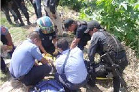 Intenta joven suicidarse en el río Atoyac