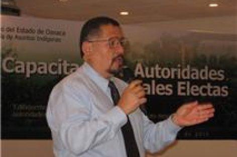 Capacitan a autoridades municipales electas por sistema de Usos y Costumbres
