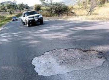 Afectadas más del 80 por ciento de las carreteras en el estado