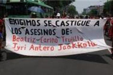 Exigen alto a la agresión a municipio autónomo de Copala