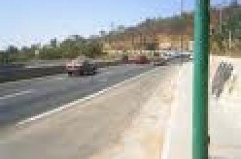 Se normalizaría este martes circulación vial a carretera del Cerro del Fortín