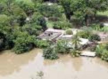 Incomunican lluvias 150 comunidades en Oaxaca